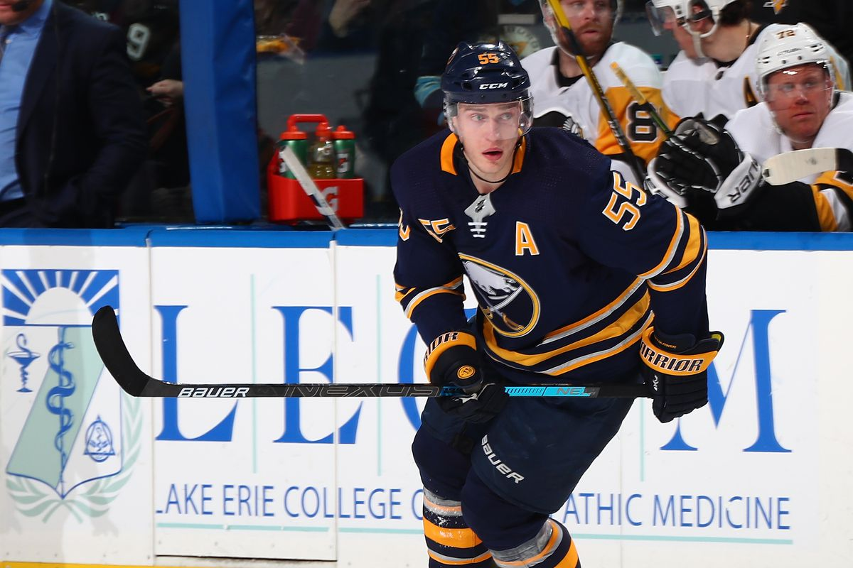 The Buffalo Sabres may need to rethink their approach with Ristolainen