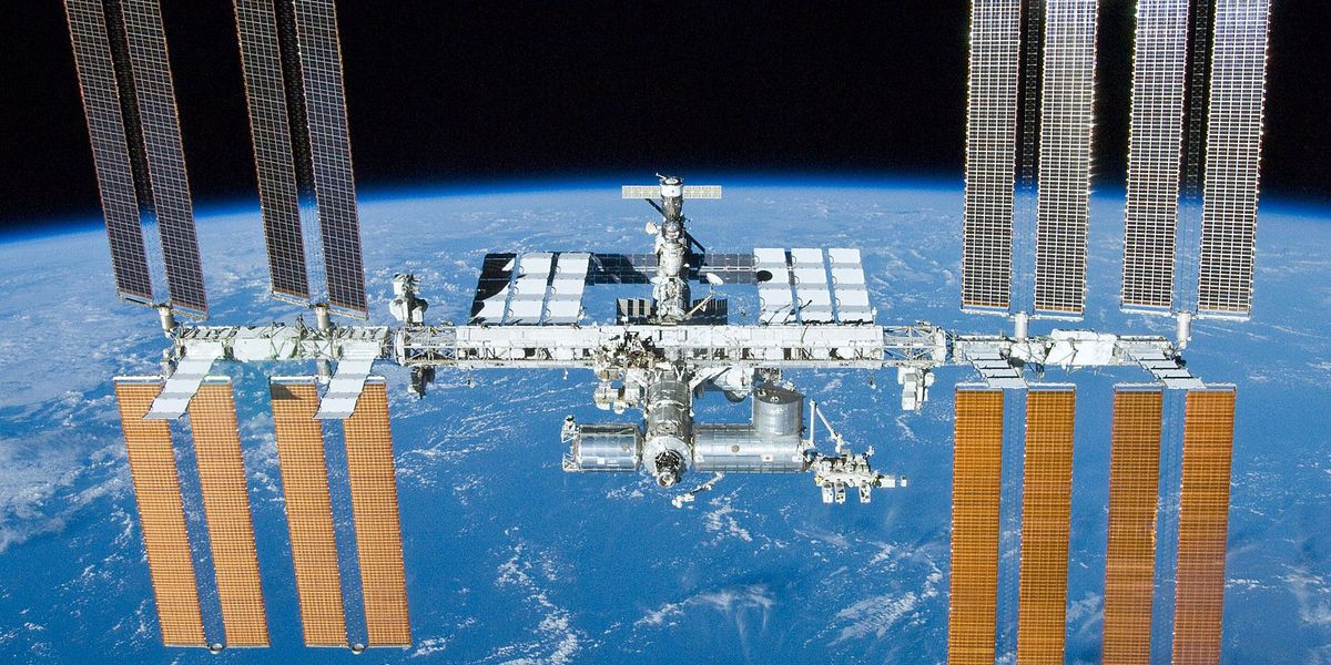 What the future of the space station looks like after SpaceX's historic launch