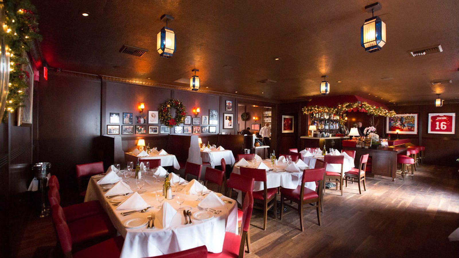 Rao S Italian Restaurant Los Angeles