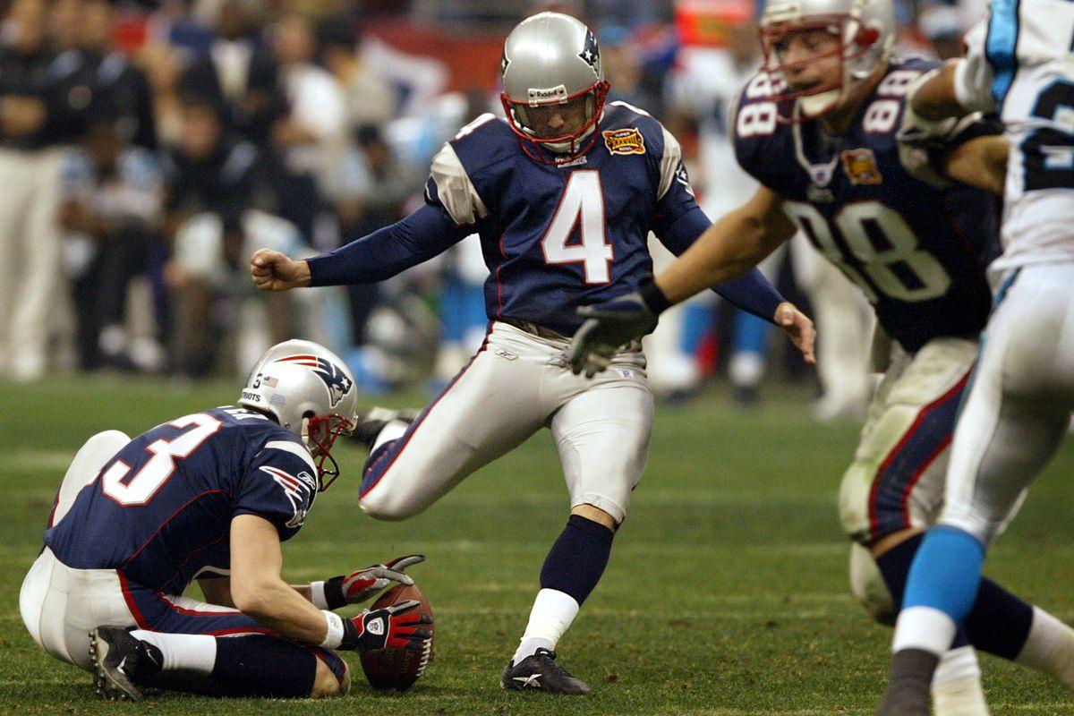 Super Bowl XXXVIII: New England Patriots Vs. Carolina Panthers