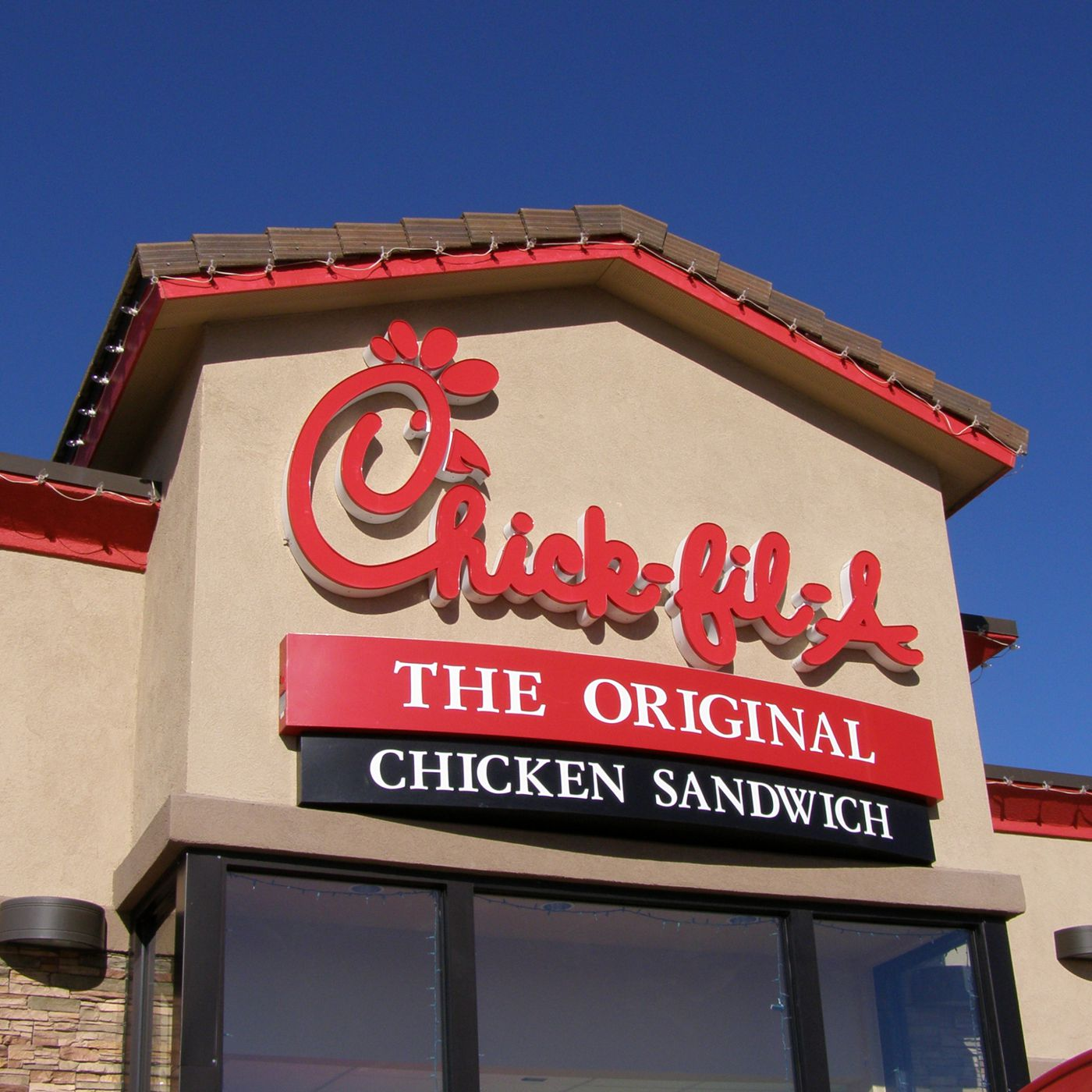 Chick-fil-A could be the third-largest fast-food chain in