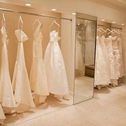 """A longstanding fave of Chicago brides, the high-end <a href=""""http://belleviebridalcouture.com/"""">Belle Vie Bridal Couture</a> [34 East Oak Street] is also popular with out-of-state shoppers. Owner Amanda  Kay Bonnell has a personal relationship with severa"""