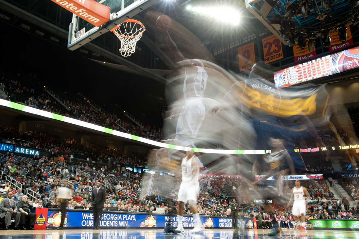 Yes, we have access to blurry photos of the other team, but not in focus photos of our own team.