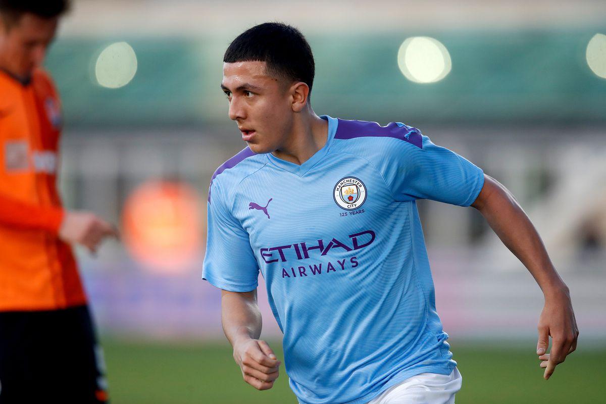 Manchester City v Shakhtar Donetsk - UEFA Youth League - Group C - Academy Stadium