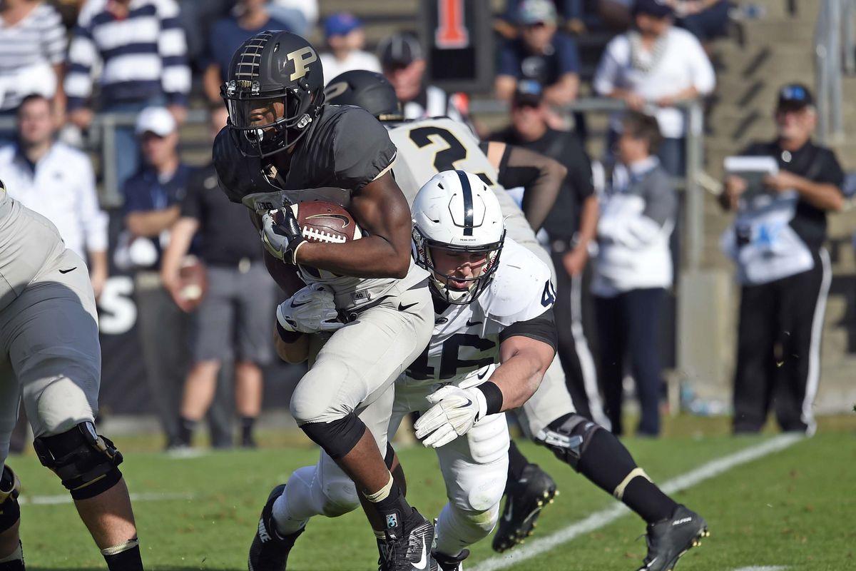 NCAA Football: Penn State at Purdue