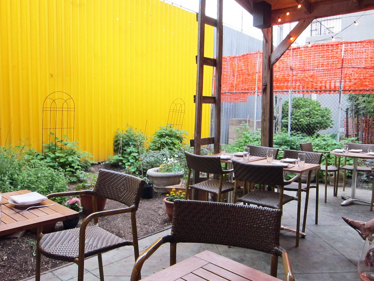 Nyc S Best Patios Rooftops And Beer Gardens Eater Ny