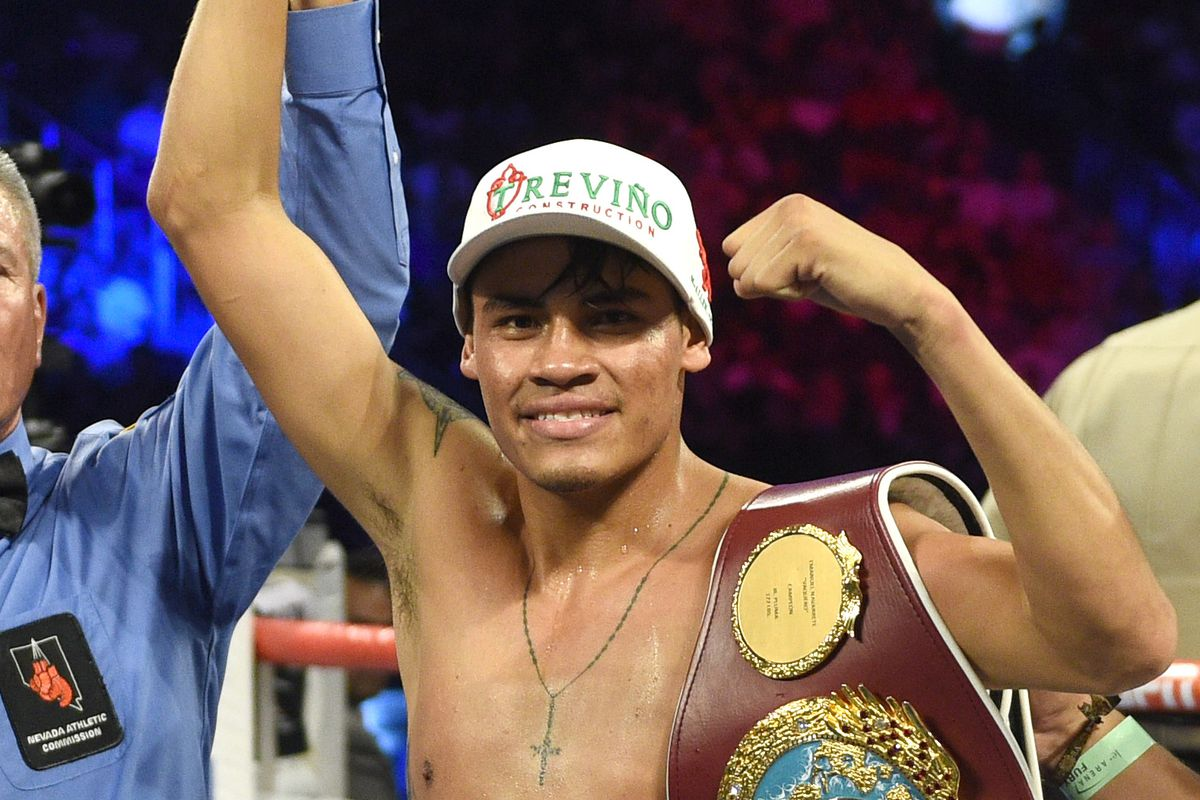 Vargas wants unification with Navarrete, and Bob Arum is interested