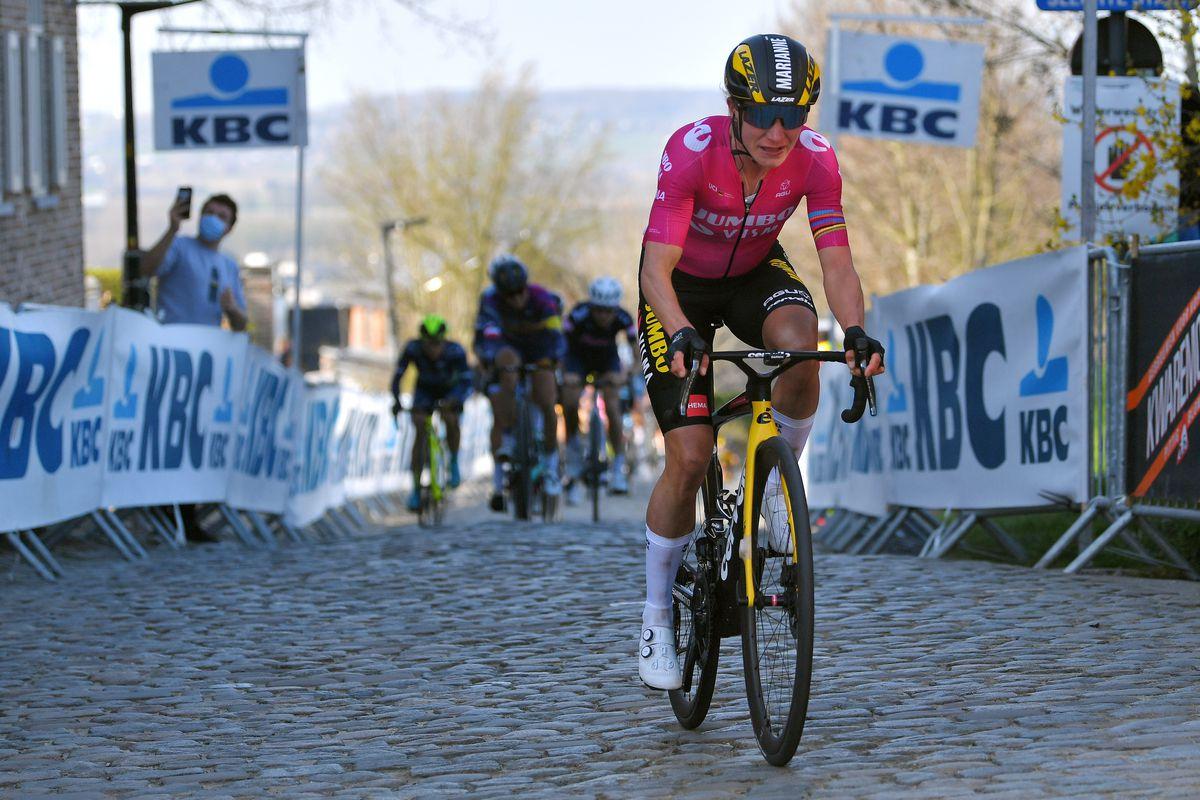 18th Ronde van Vlaanderen - Tour of Flanders 2021 - Women's Elite