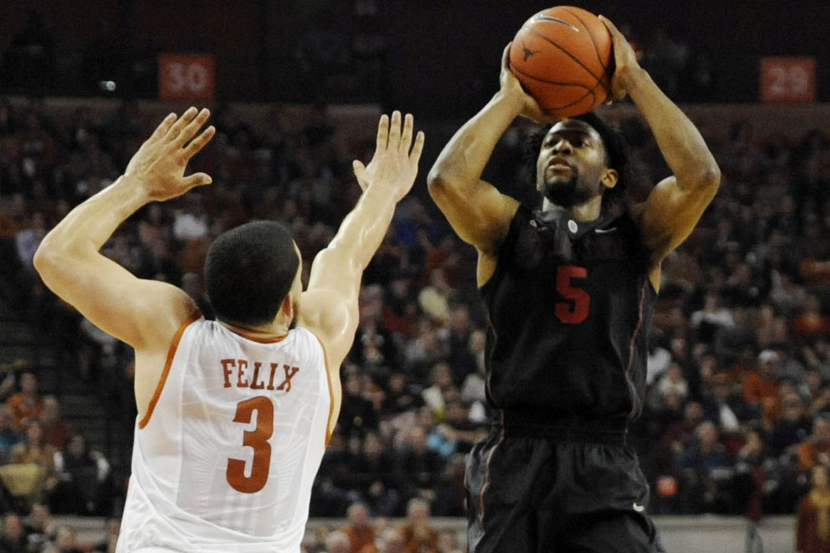 Chasson Randle is the Cardinal's top player.