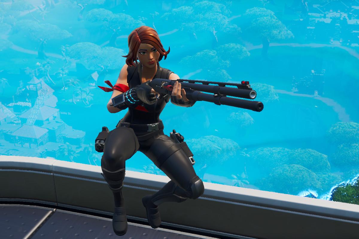 Fortnite's Combat Shotgun
