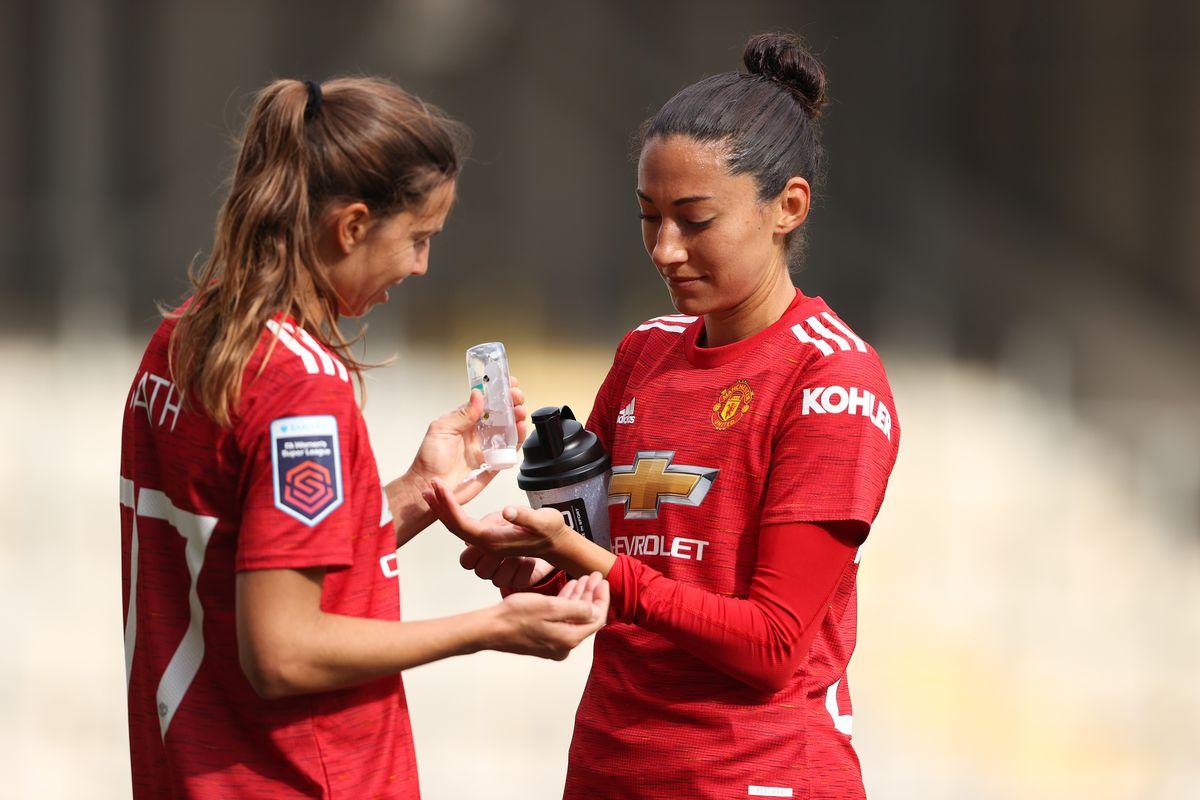Manchester United v Brighton And Hove Albion - Barclays FA Women's Super League