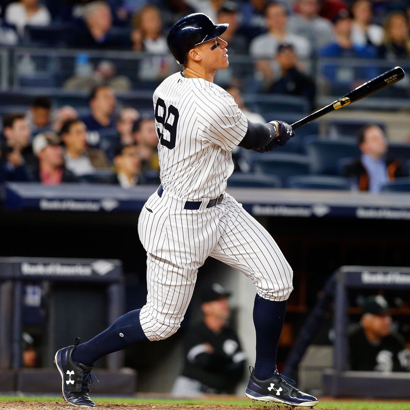 Aaron Judge is a monster in the making ...