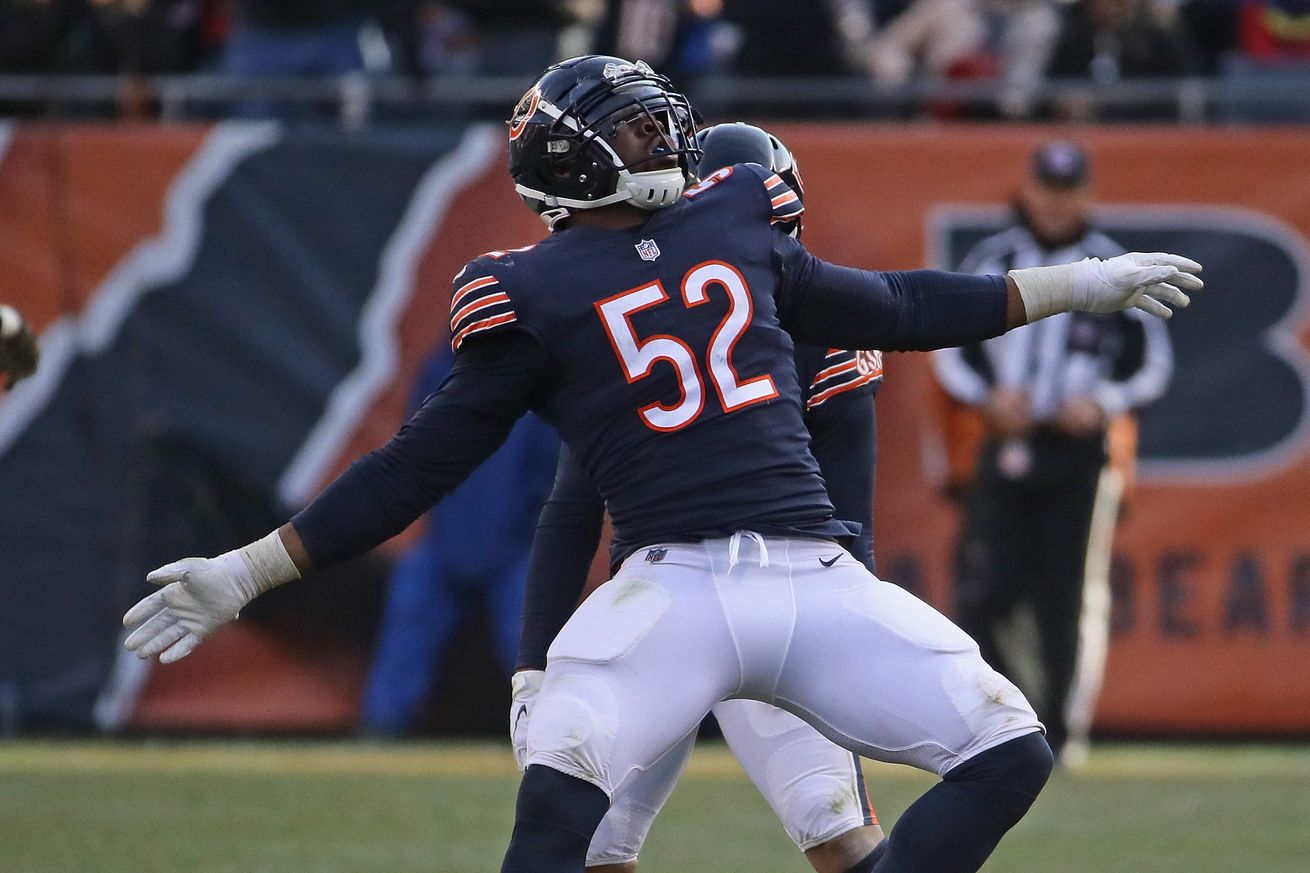 NFL Power Rankings: Chicago Bears moving on up