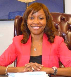 Principal Angela Mincy