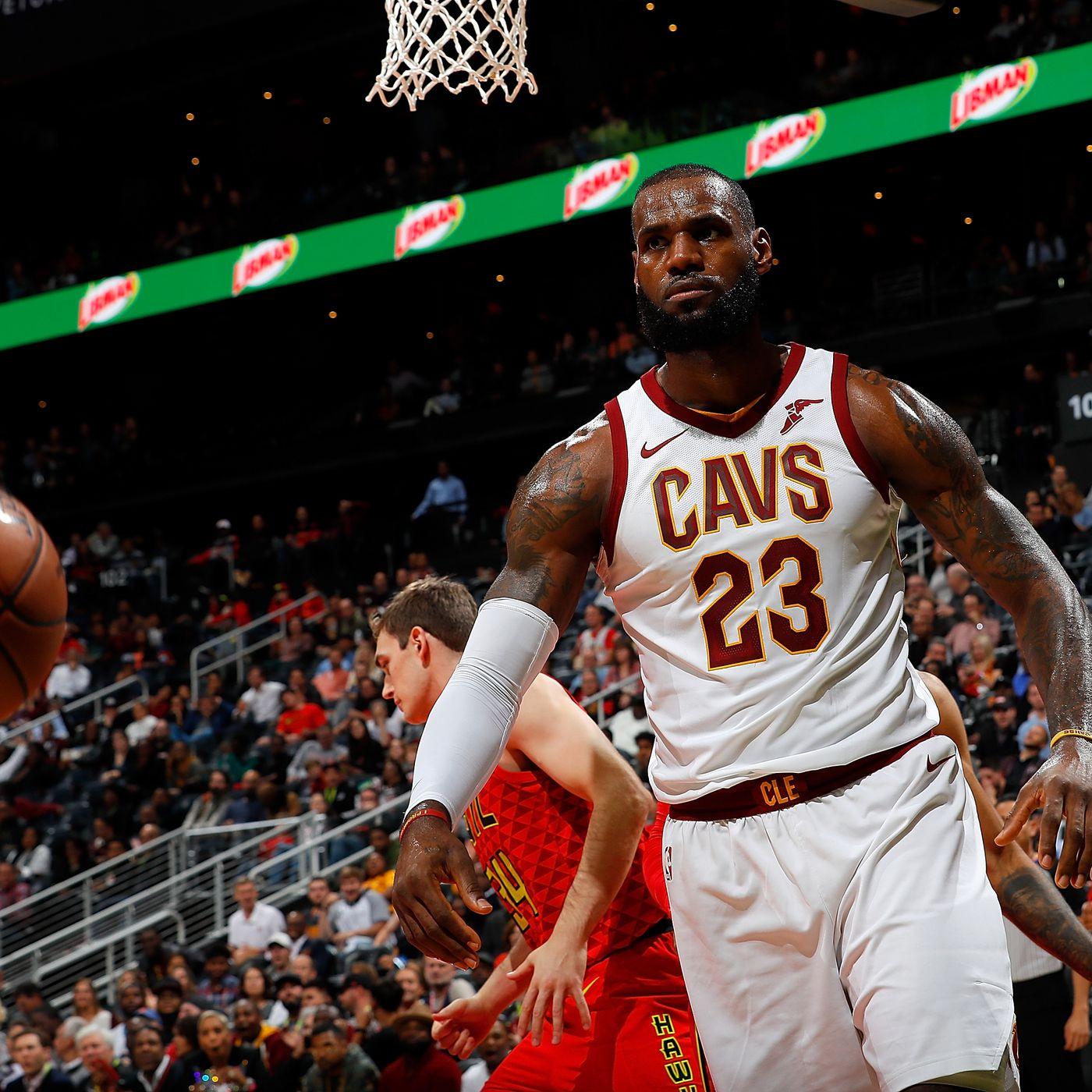 check out df8db c986f Isaiah Thomas return: LeBron James is using 'NBA 2K' to ...