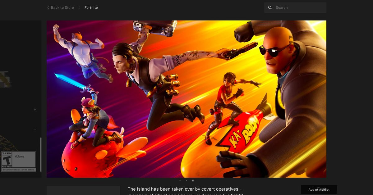 The Epic Games Store Made It Easier To Get A Refund Usa Viral Today