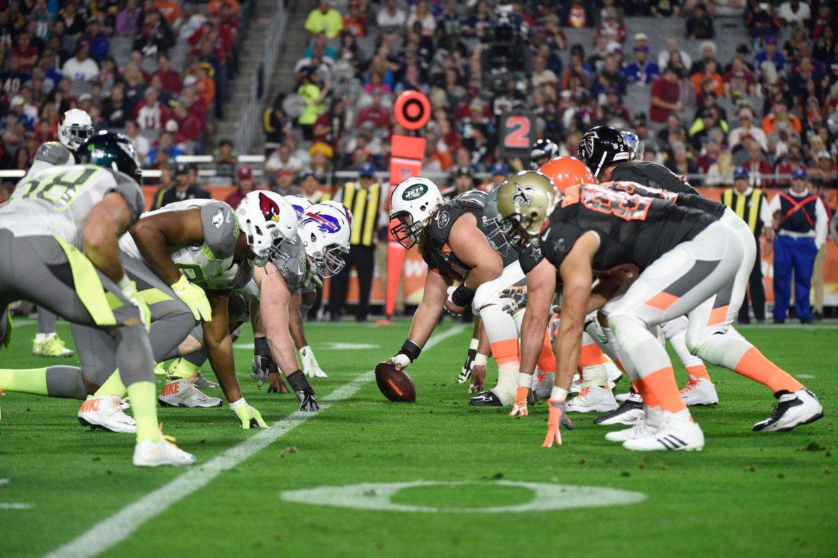 df64d43d2 Pro Bowl roster pool  All 86 players selected to NFL all-star game ...
