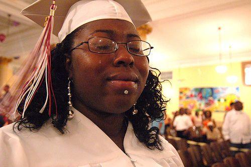 Satellite Academy graduate (via flickr)