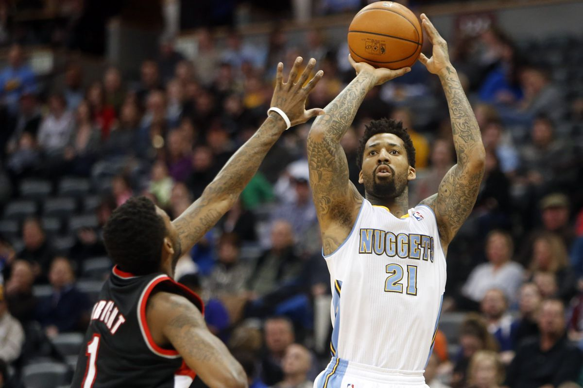 Lowe Portland Interested in Wilson Chandler Denver