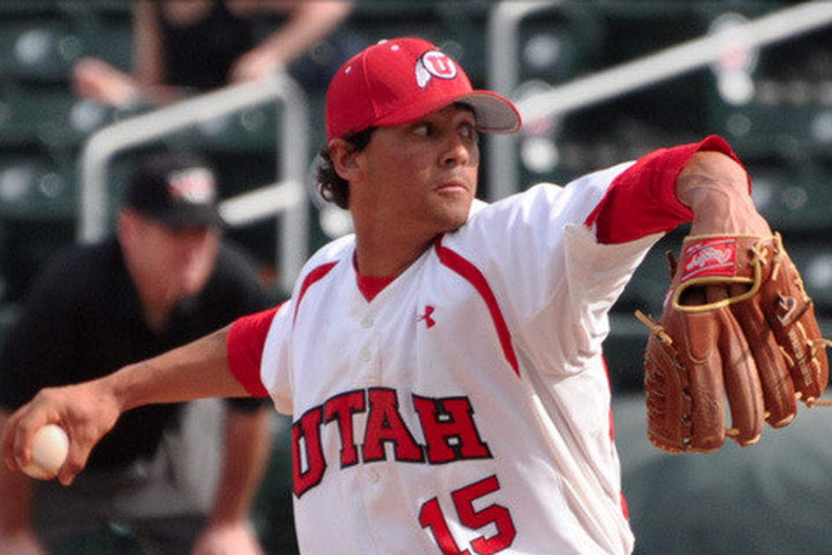 Utah pitcher Jayson Rose was named Pac-12 Pitcher of the Week after throwing 11 Ks in a 3-2 win over No. 14 Cal.