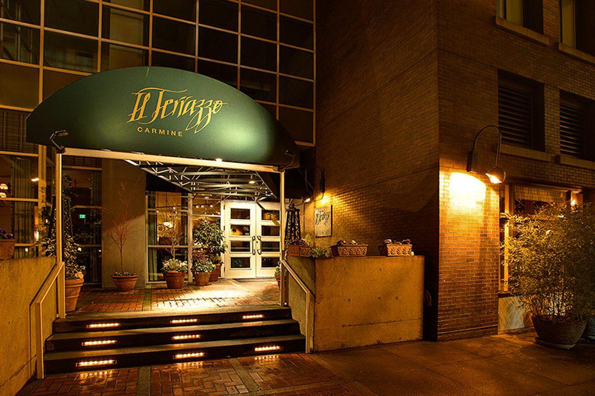 Il Terrazzo Carmine To Open Cicchetti Bar Eater Seattle