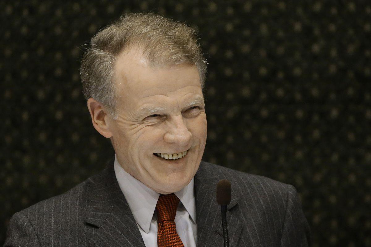 Illinois House Speaker Michael J. Madigan