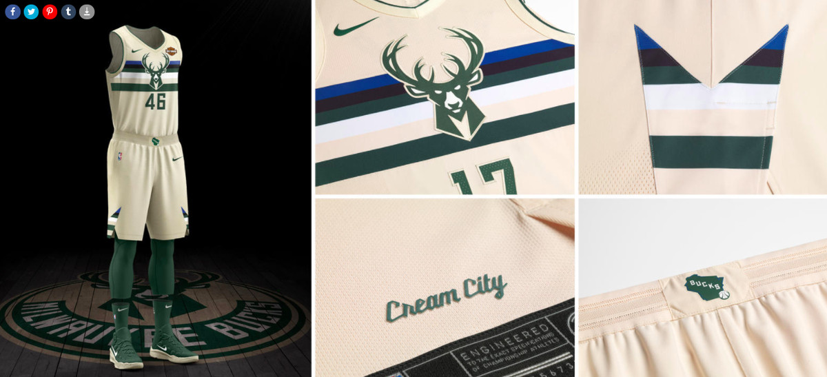 sports shoes dddf8 5a7bc Here are Nike's new NBA 'City' edition jerseys - SBNation.com