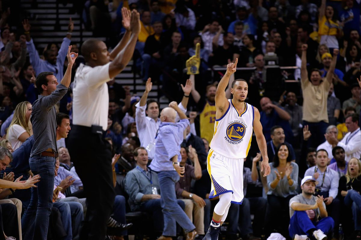 Curry has played a pivotal role in the Warriors 5-1 start