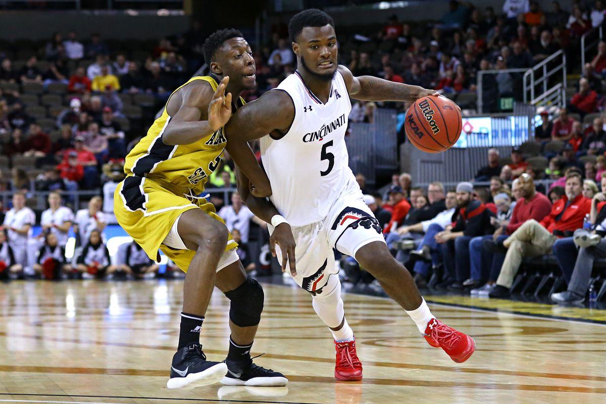 NCAA Basketball: Alabama State at Cincinnati