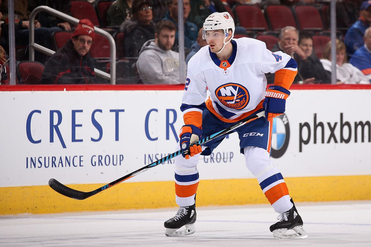 606a5091b Mayfield injury deepens Islanders already critical defense woes ...