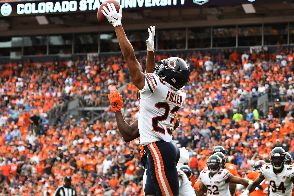 Bears CB Kyle Fuller named to 2020 Pro Bowl roster, replaces Jalen Ramsey