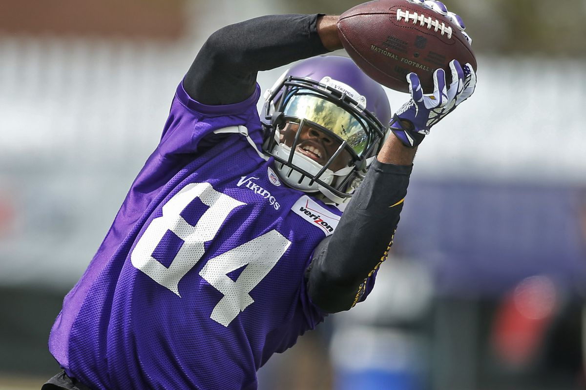 san francisco 97653 155f4 Will Cordarrelle Patterson ever give the Vikings more than ...