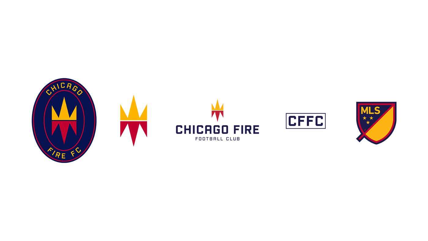 Chicago Fire Unveil New Logo Tweaked Name Chicago Sun Times