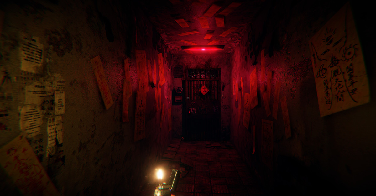 Taiwanese Horror Game Devotion Vanishes From Steam After