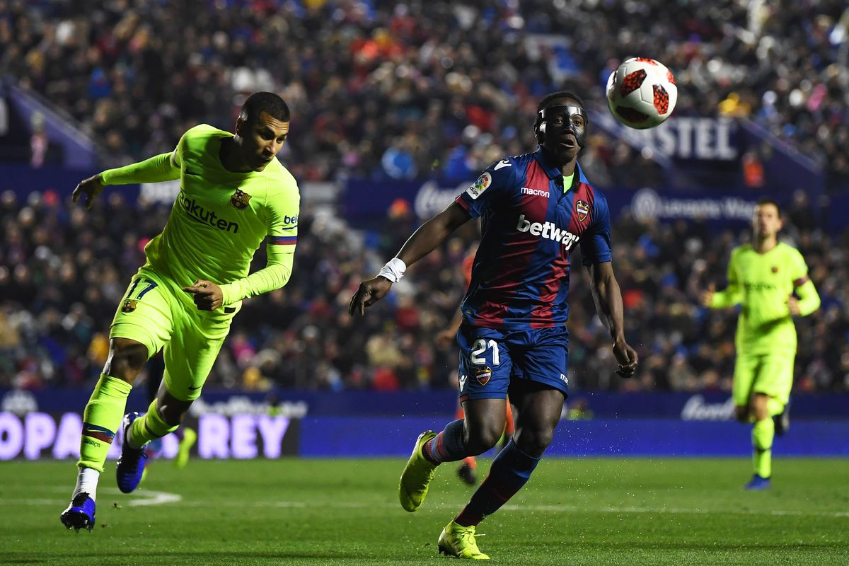 levante ask for suspension of barcelona-sevilla match