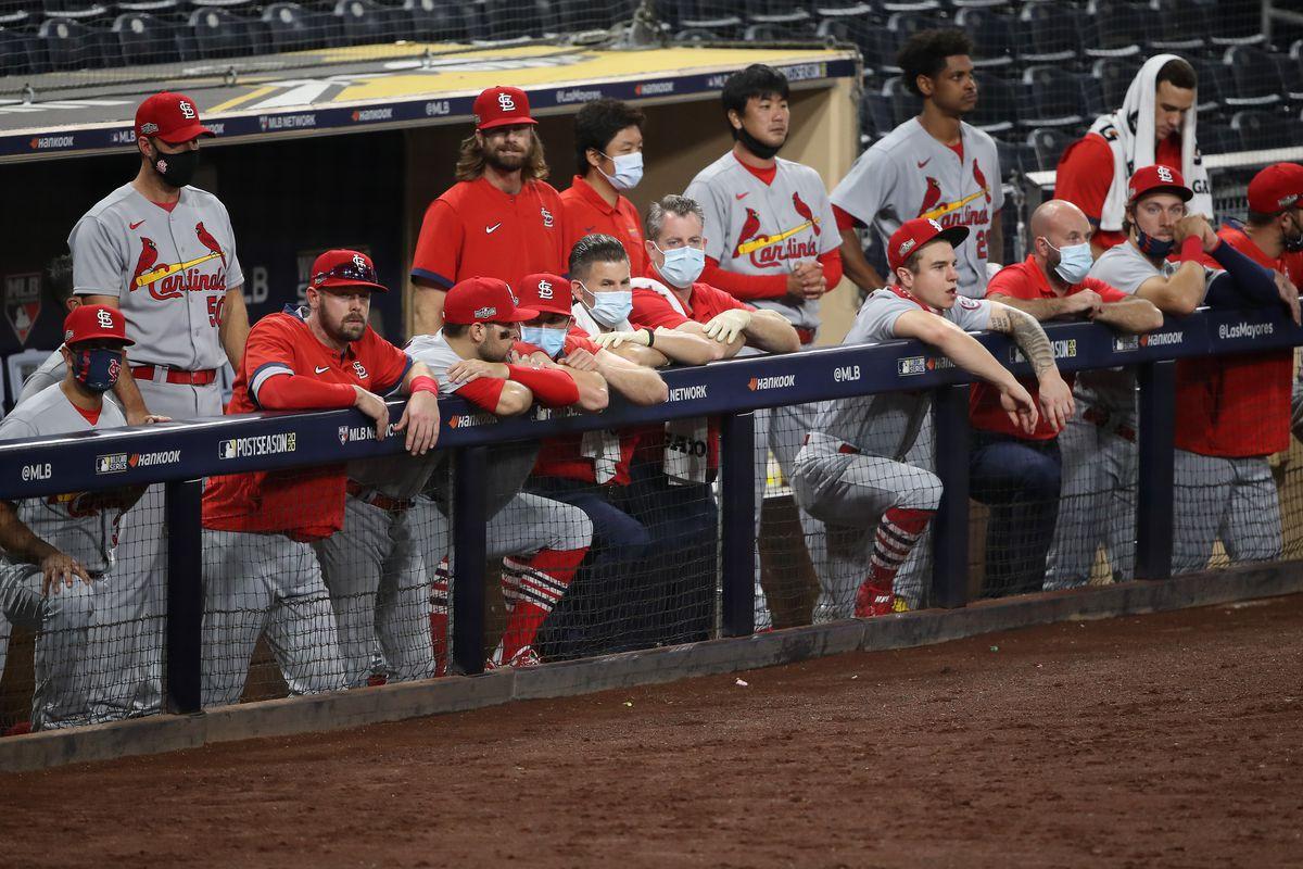 Wild Card Round - St Louis Cardinals v San Diego Padres - Game Three