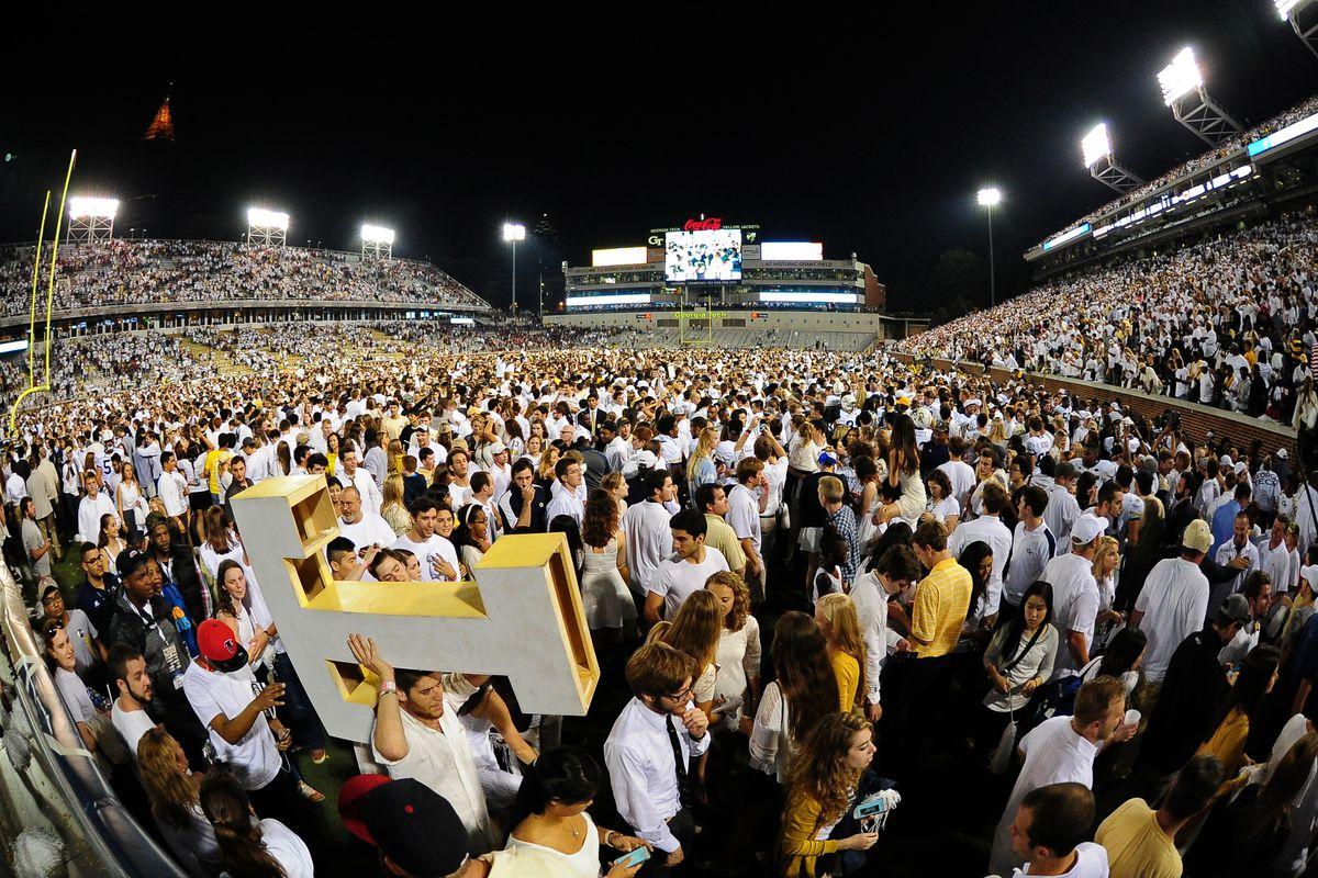 Florida State v Georgia Tech