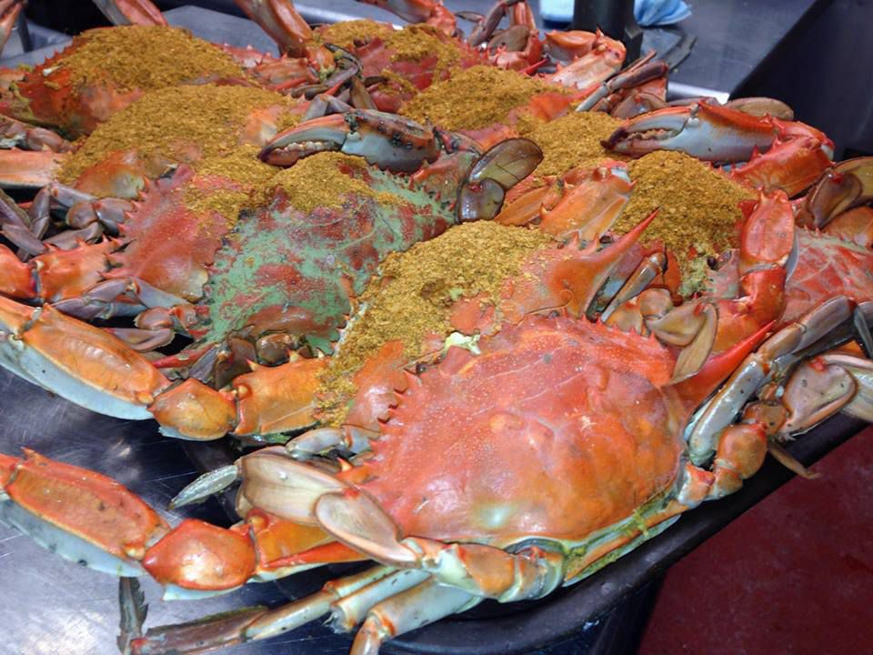 Crabs from Cantler's [Photo: Facebook]