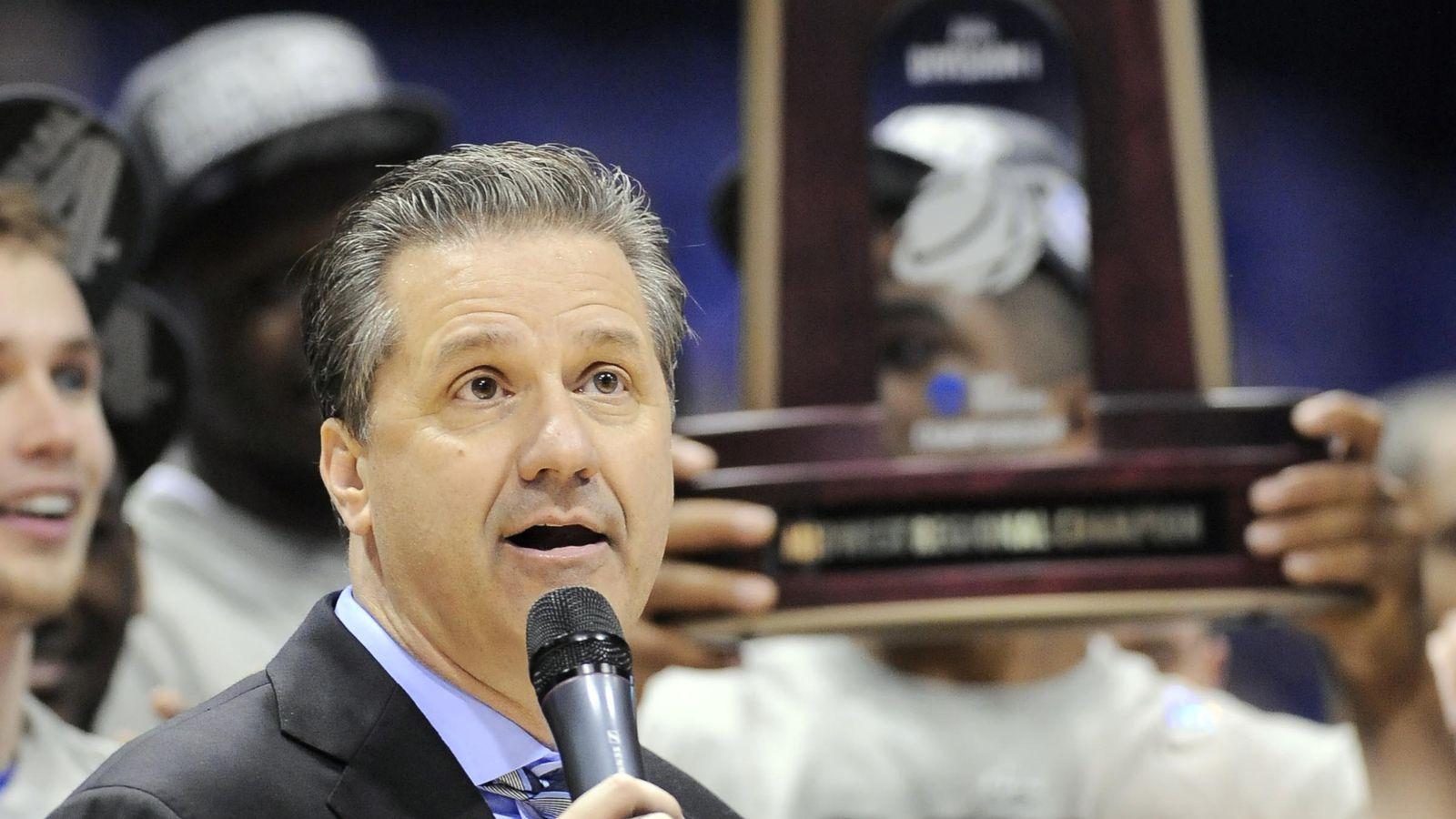 Does Calipari Regret Staying At Kentucky?
