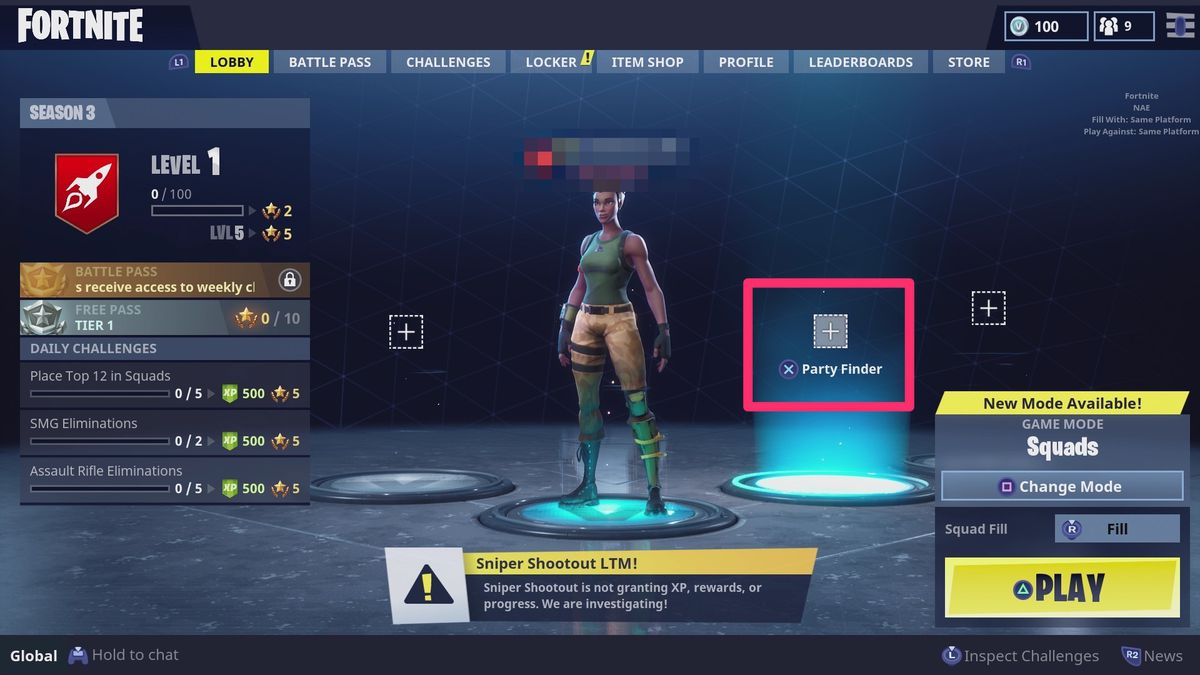 Fortnite Cross Platform Crossplay Guide For Pc Ps4 Xbox One