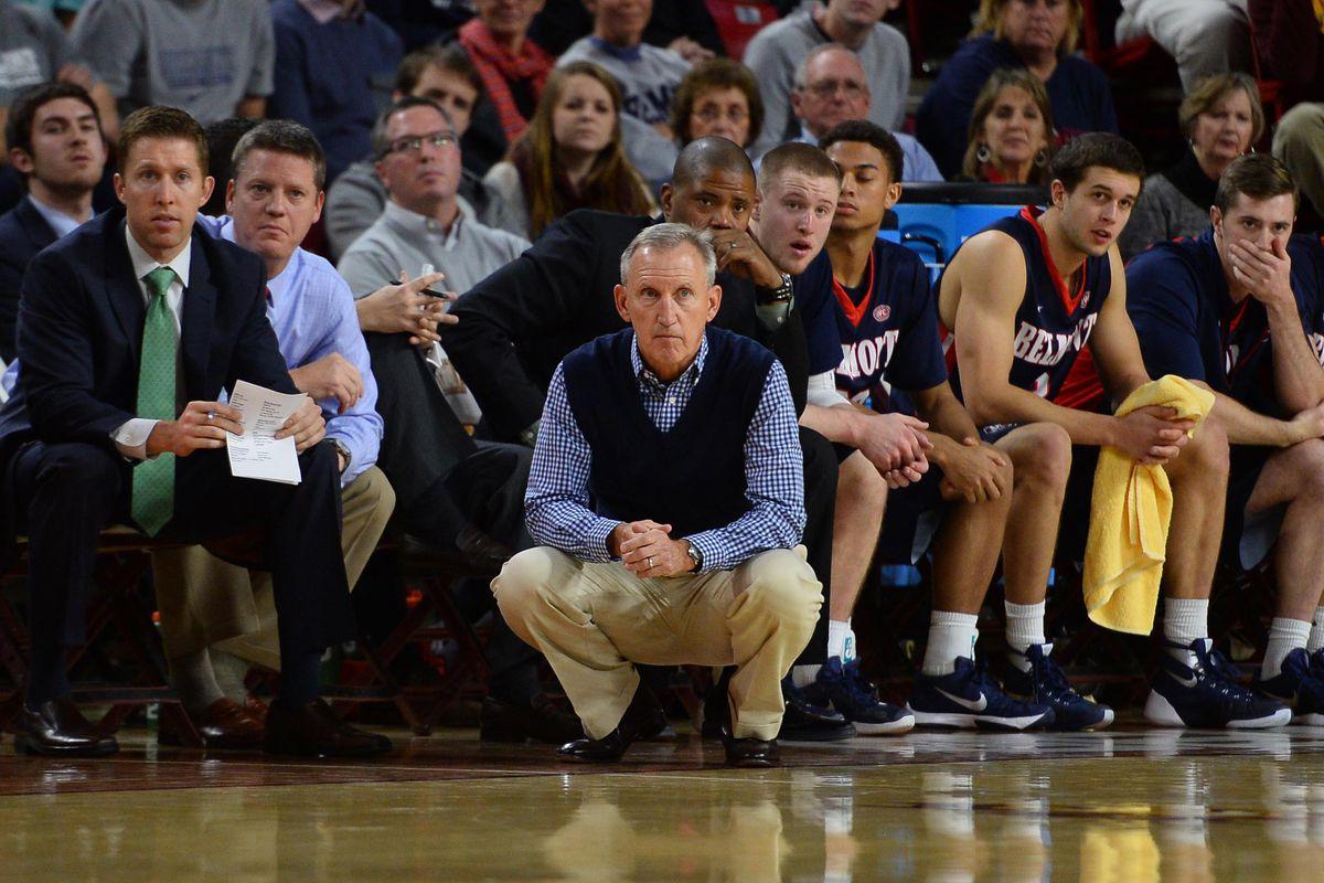 NCAA Basketball: Belmont at Arizona State