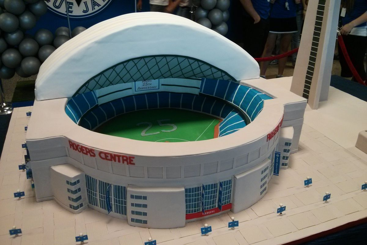 Rogers Centre is the most caloric stadium in North America