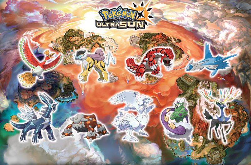 Pok 233 Mon Ultra Sun And Moon Will Let You Catch Every