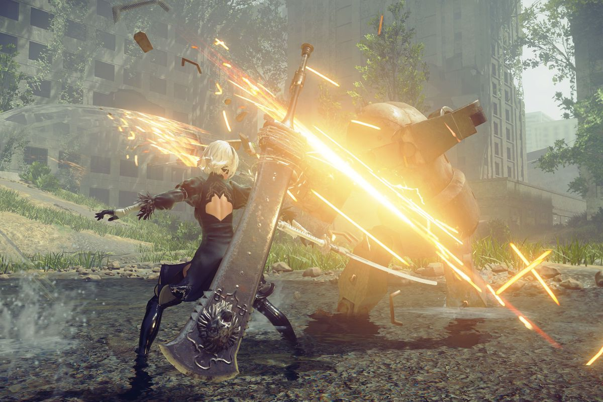 93e94962e0 Square Enix wants to turn cult classic Nier into something much bigger