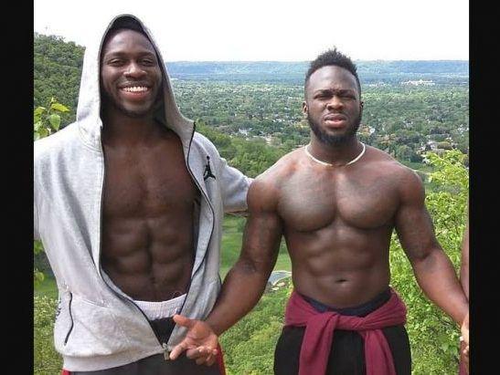 Abimbola and Olabinjo Osundairo | Instagram