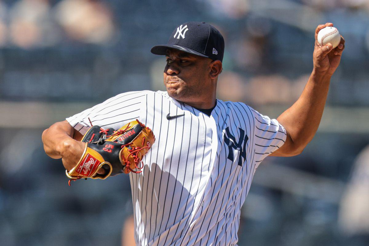 MLB: Chicago White Sox at New York Yankees