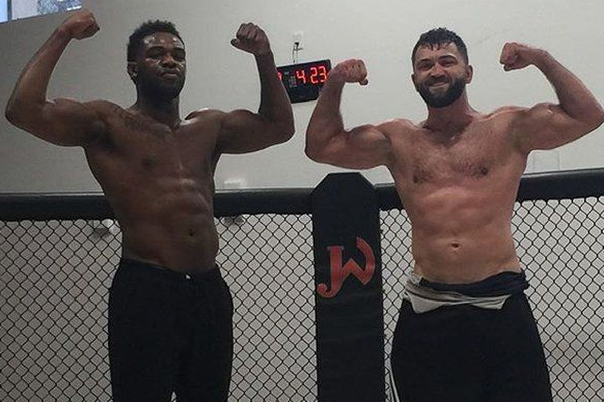 Pic: Jon Jones is enormous, looks as big and muscular as ...
