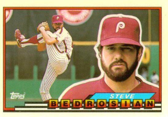 Steve Bedrosian