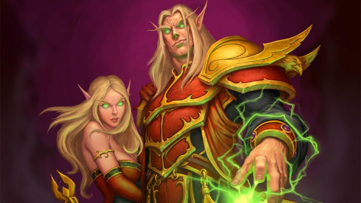 World of Warcraft Blood Elves