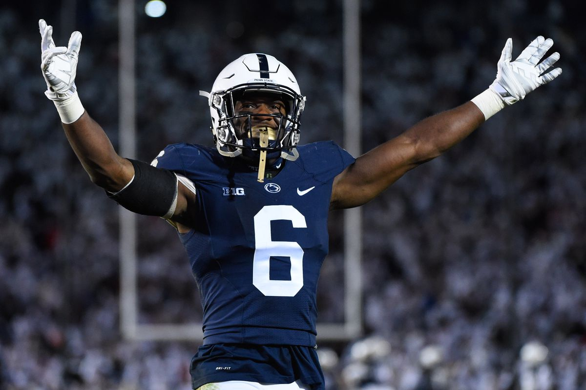 9332dabd86d Penn State safety prospect is visiting the Eagles - Bleeding Green ...
